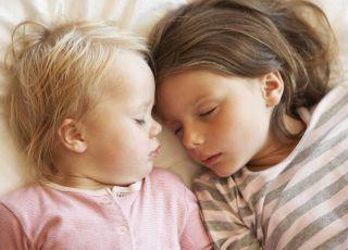 Szybkie usypianie rodzeństwa? To możliwe!