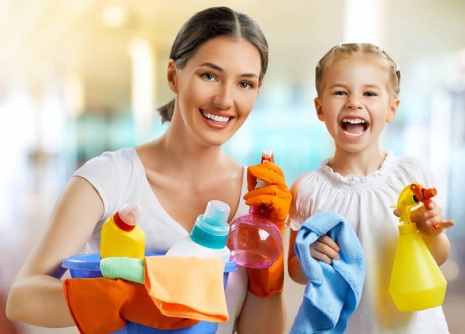 Jak włączać dziecko w prace domowe
