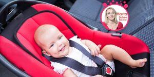 Jak wybrać fotelik samochodowy dla noworodka?