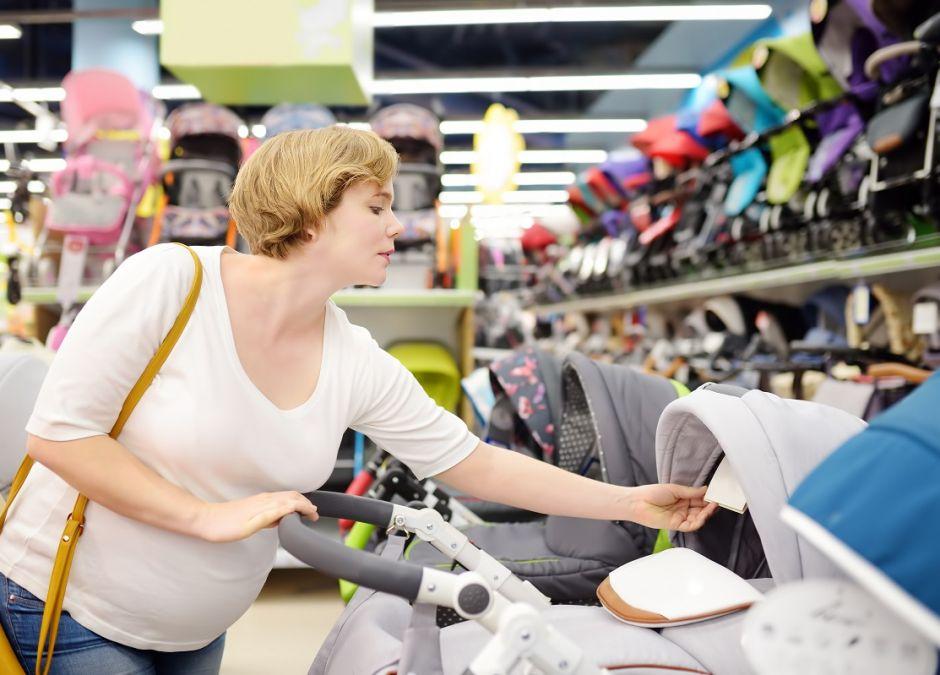 Jak wybrać wózek dla niemowlaka?