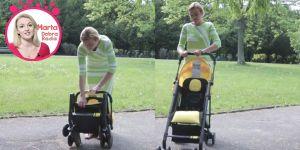 Jak wybrać wózek spacerowy dla dziecka?