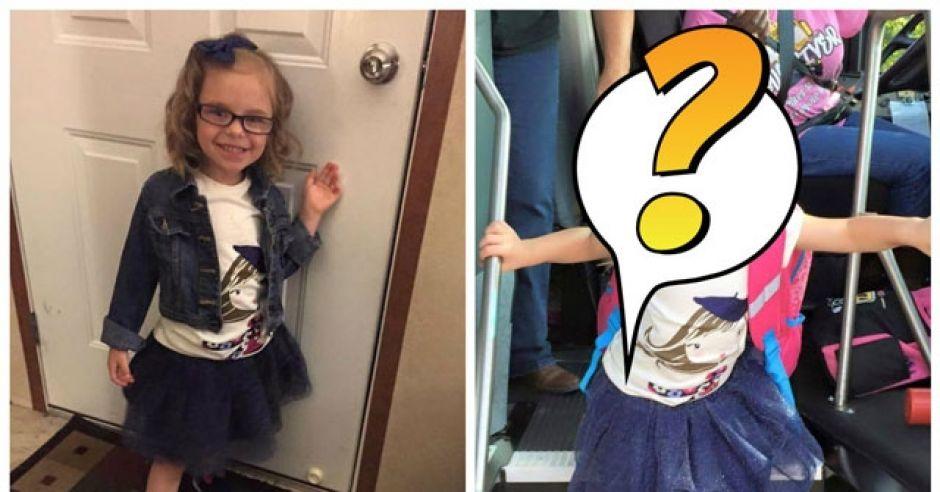 Jak wygląda dziecko po pierwszym dniu w przedszkolu?