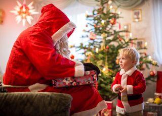 jak wygląda Mikołaj