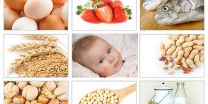 Jak zapobiegać alergii pokarmowej u niemowląt?