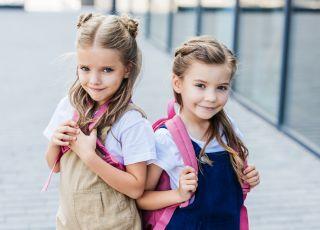 jak zmniejszyć wagę dziecięcego plecaka
