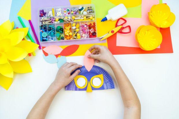 maski karnawałowe dla dzieci: ozdób maskę