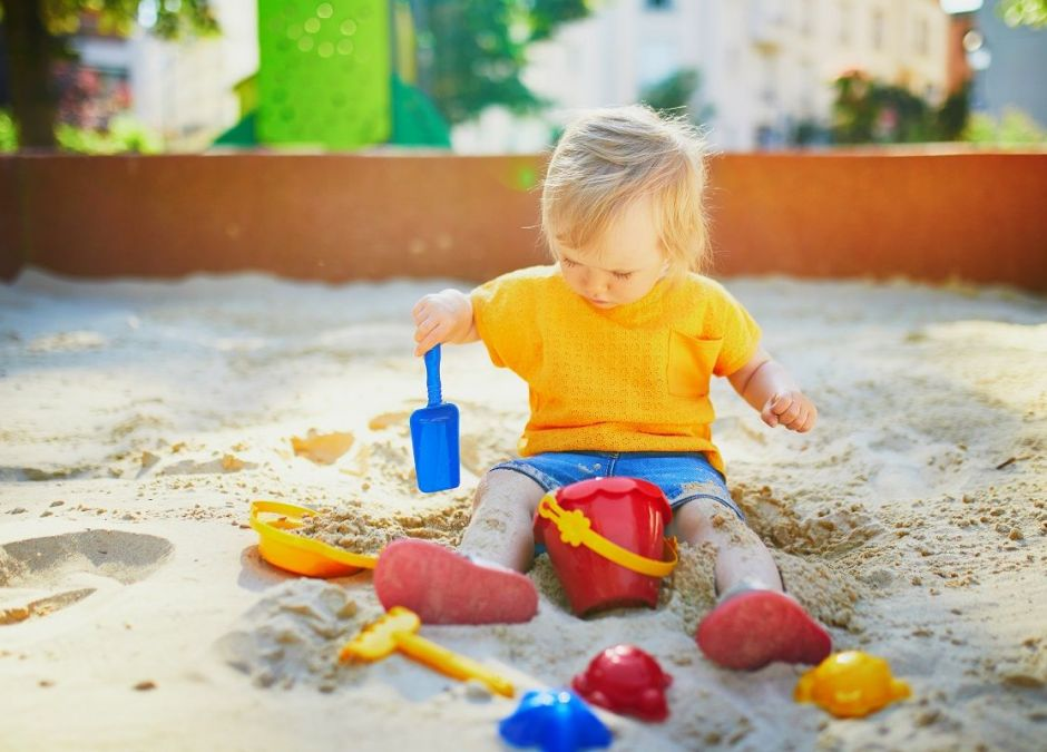 Jak zrobić piaskownicę?