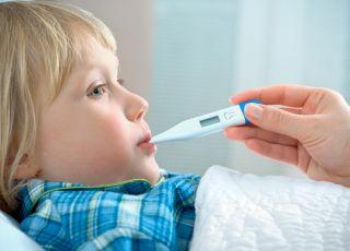 Jak zwalczyć gorączkę u dziecka?