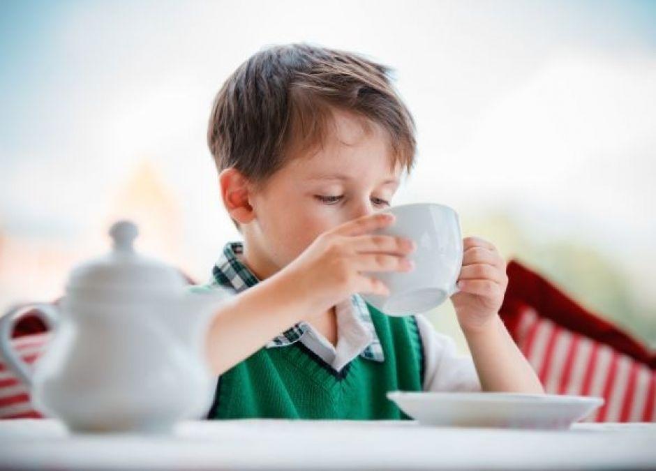 jaka herbata dla dziecka
