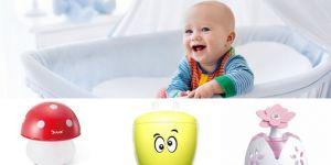Jaki nawilżacz powietrza dla dziecka