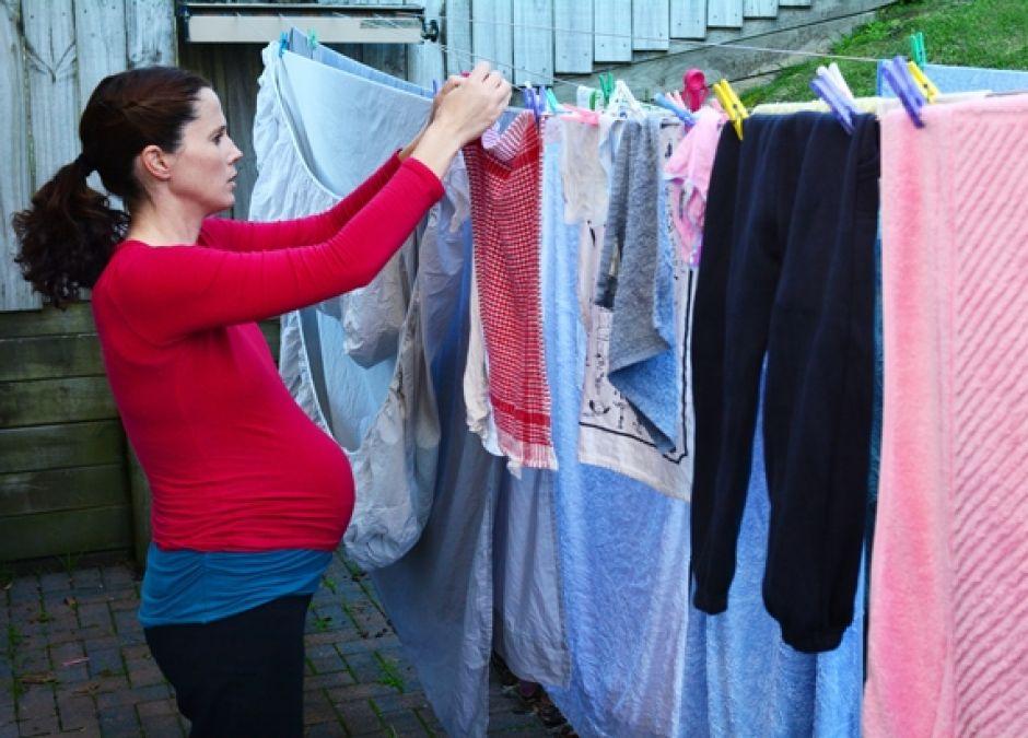 jakich prac nie wykonywać w ciąży
