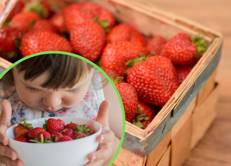 Jakich truskawek nie należy kupować?
