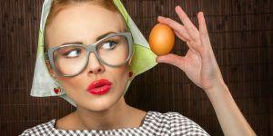 Jakie jajko można jeść w ciąży?