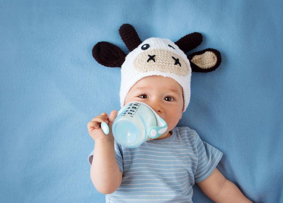 Jakie mleko modyfikowane wybrać dla dziecka?