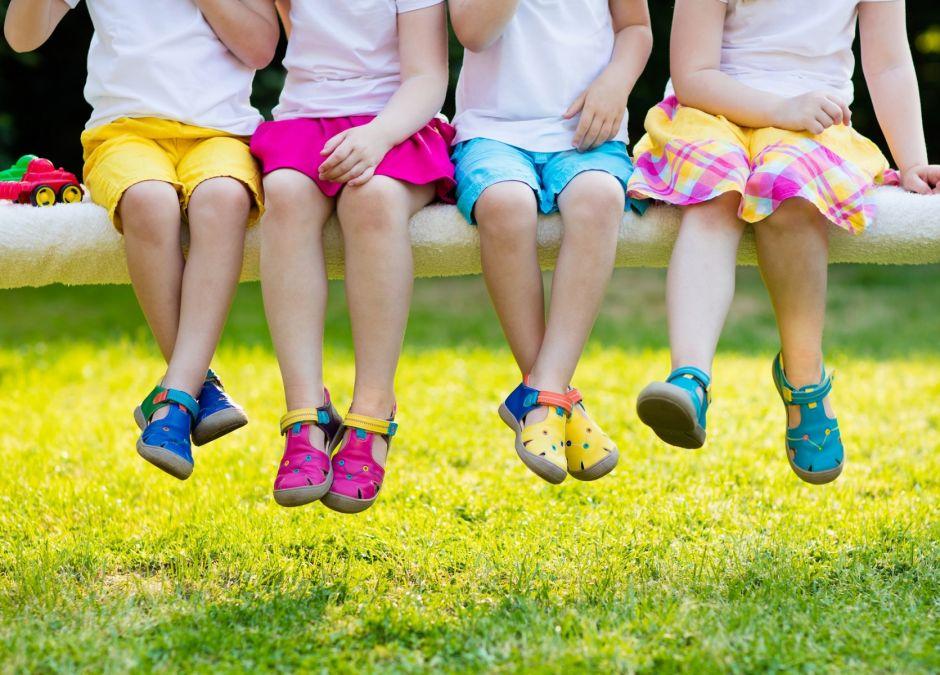 Jakie sandały wybrać dla dziecka?