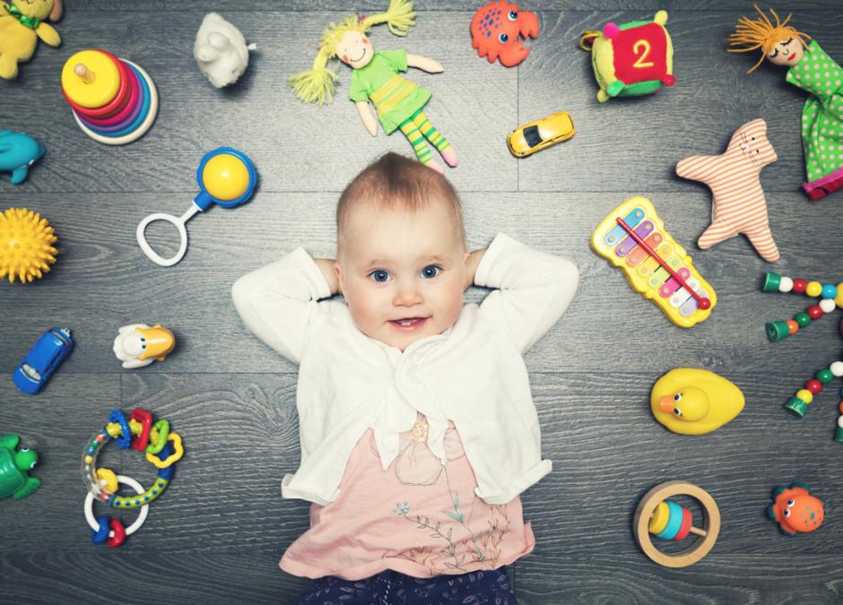 jakie zabawki dla dziecka
