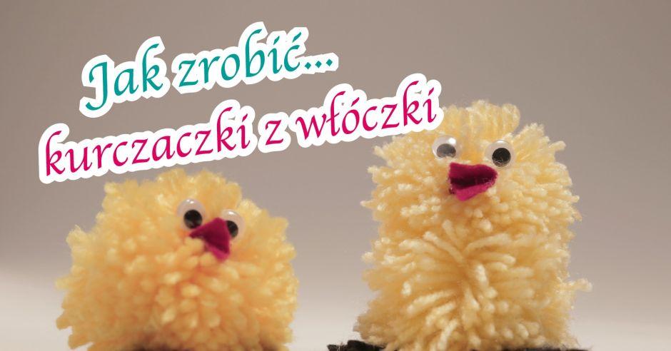 Wielkanocny Kurczaczek Z Wloczki Jak Zrobic Wideo Mamotoja Pl