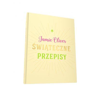 Jamie Oliver Przepisy świąteczne - wyd. insignis
