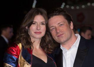 Jamie Oliver z żoną Jools