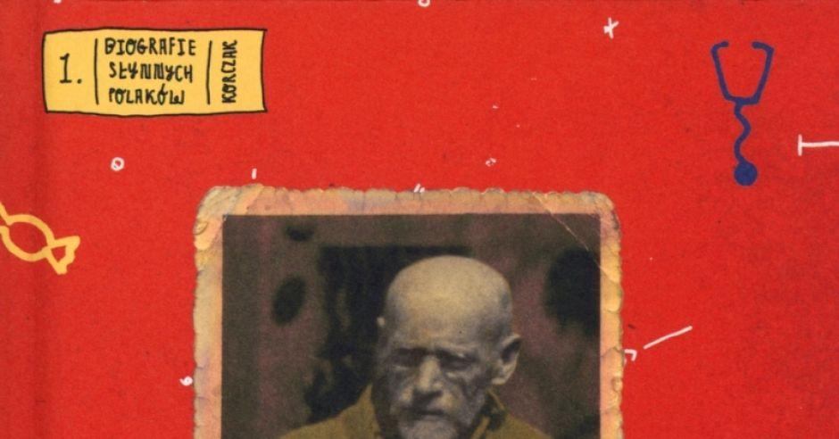 Janusz Korczak, Po drugiej stronie okna, książka