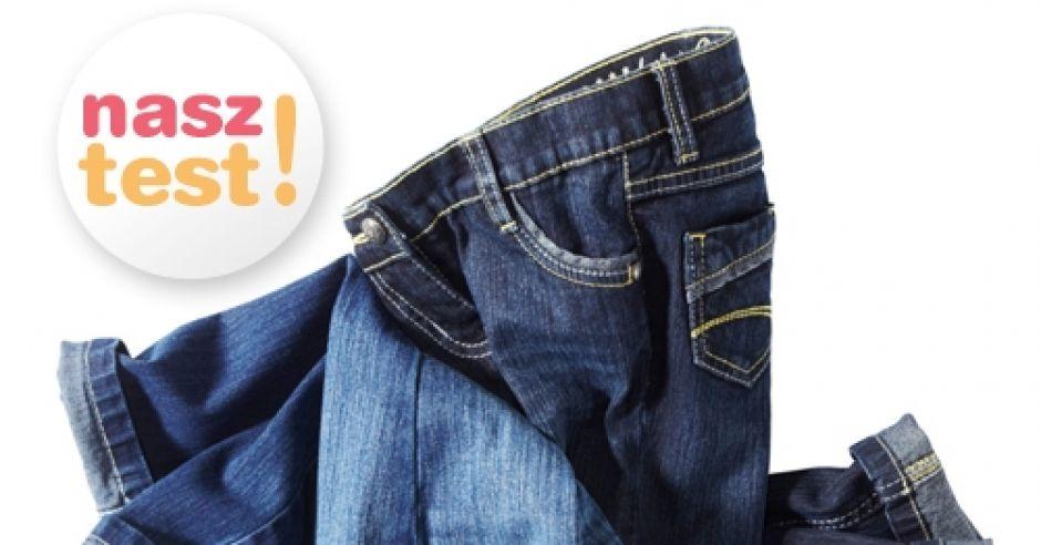 jeansy, spodnie, jeansy dla dzieci