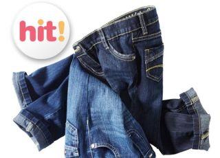 jeansy, spodnie, jeansy dla dzieci, Lidl