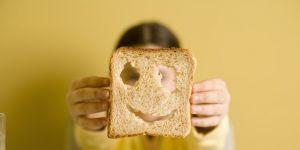 jedzenie, chleb, zdrowa żywność