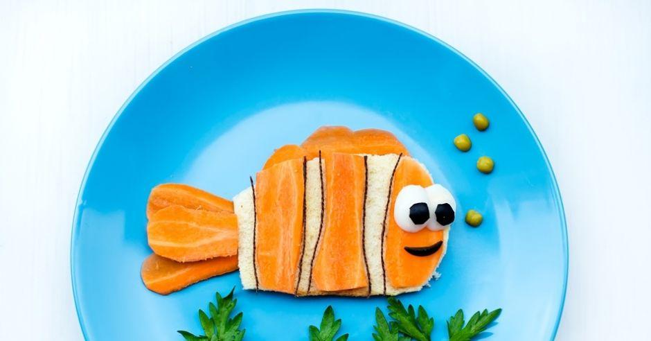 jedzenie dla dziecka