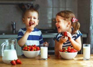 Jedzenie powinno być dla dziecka przyjemnością