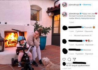 Joanna Krupa bez makijażu z Ashą-Leigh