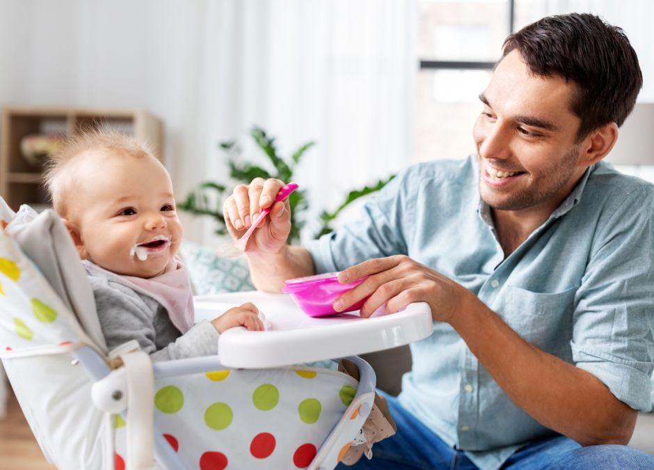 jogurt dla niemowlaka