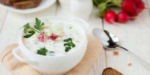 jogurt, zupa, koperek, chłodnik
