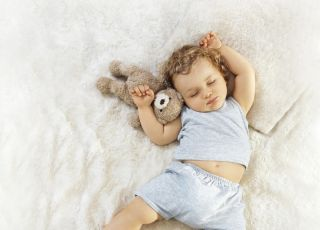 Johnson's Baby, sen, rytuały zasypiania