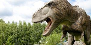 JuraPark- dinozaur