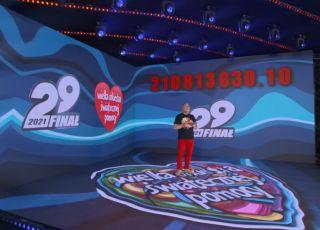 Jurek Owsiak ogłosił wynik 29. finału