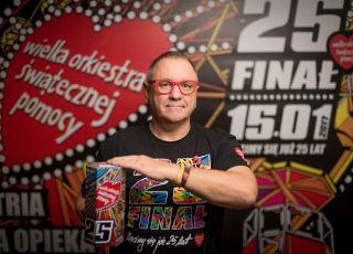 Jurek Owsiak WOŚP