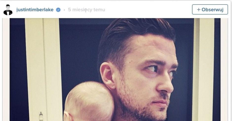 Justin Timberlake nie zaszczepi dziecka