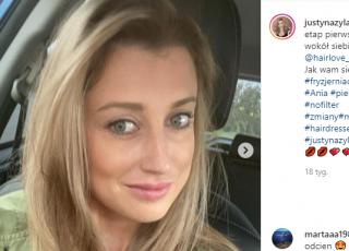 Justyna Żyła atakuje byłą teściową