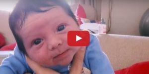 kadr z filmu 24 godziny z życia noworodka