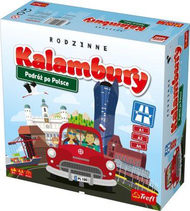 gra kalambury podróż po Polsce