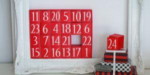kalendarz adventowy dla dzieci