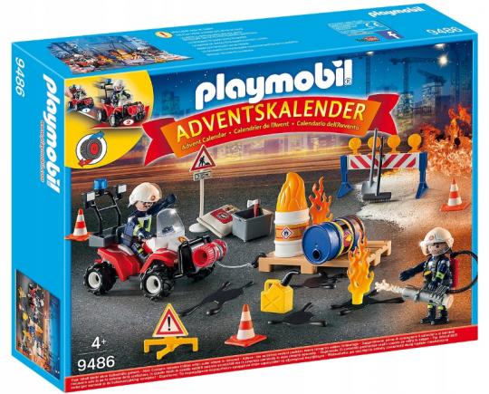 Kalendarz adwentowy Playmobil