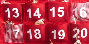 kalendarz adwentowy dla dziecka