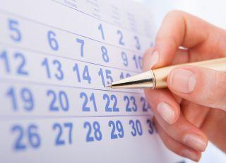 fazy cyklu miesiączkowgo - kiedy są dni płodne