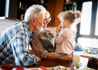 kalendarz na dzień babci i dziadka