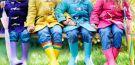 Kalosze dla dzieci w ofercie Lidla