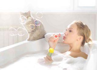 kąpiel w ciąży, temperatura wody, kąpiel w wannie, czy można się kąpać w ciąży, gorąca kąpiel