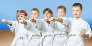 karate dla dziecka