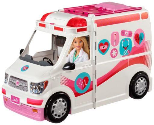 Karetka Barbie