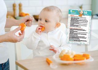karmienie dziecka 10 miesiąc